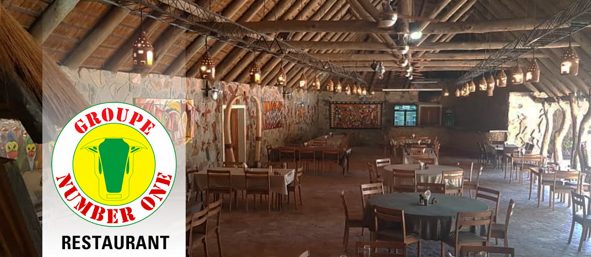 Permalink to:Groupe Number One Restaurant in Lubumbashi